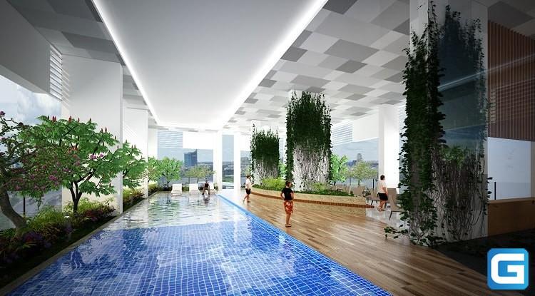 Độc đáo với thiết kế Khu chung cư hạng sang D-VeLa.