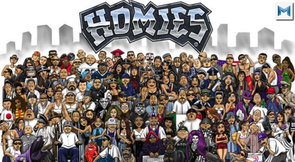 Homie là gì? Homies là gì?
