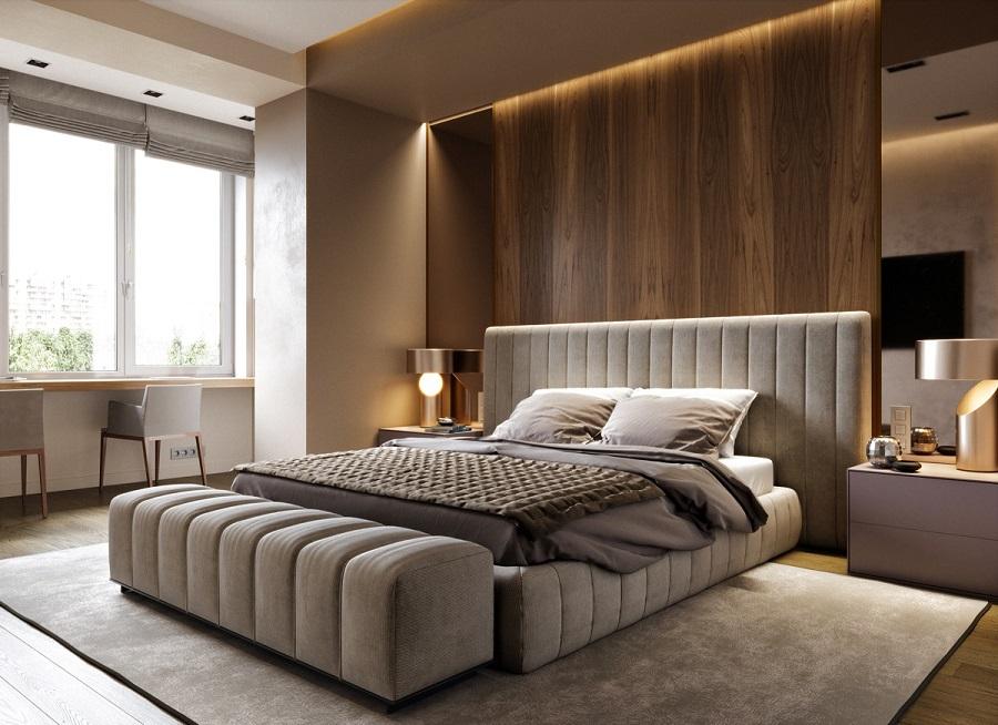 Cách Kê giường ngủ đúng theo phong thủy nhất #2020