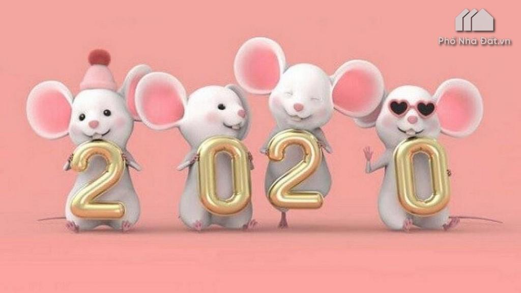 Sinh năm 2020 tuổi con gì ? Mệnh Gì ? Hợp Với Màu Gì ?