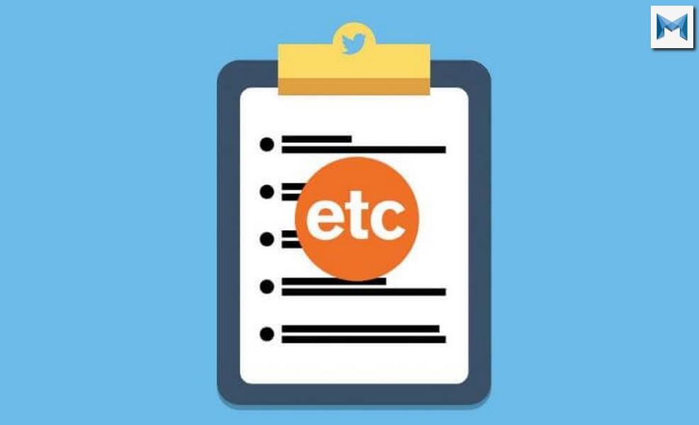 ETC là gì