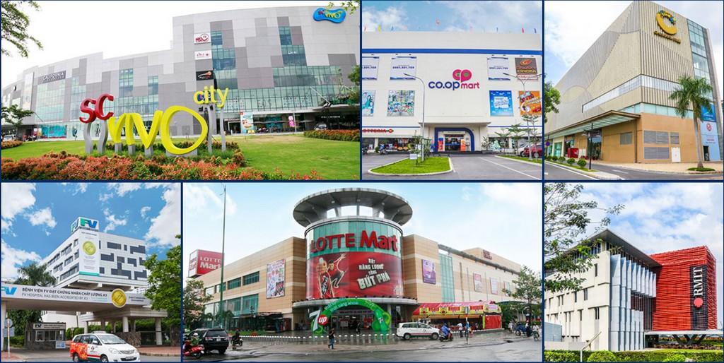 Q7 Saigon Riverside Complex