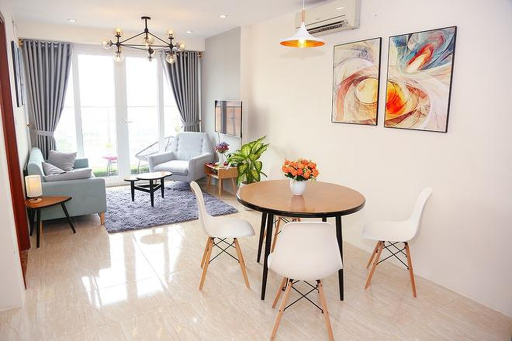 Kinh doanh căn hộ cho thuê