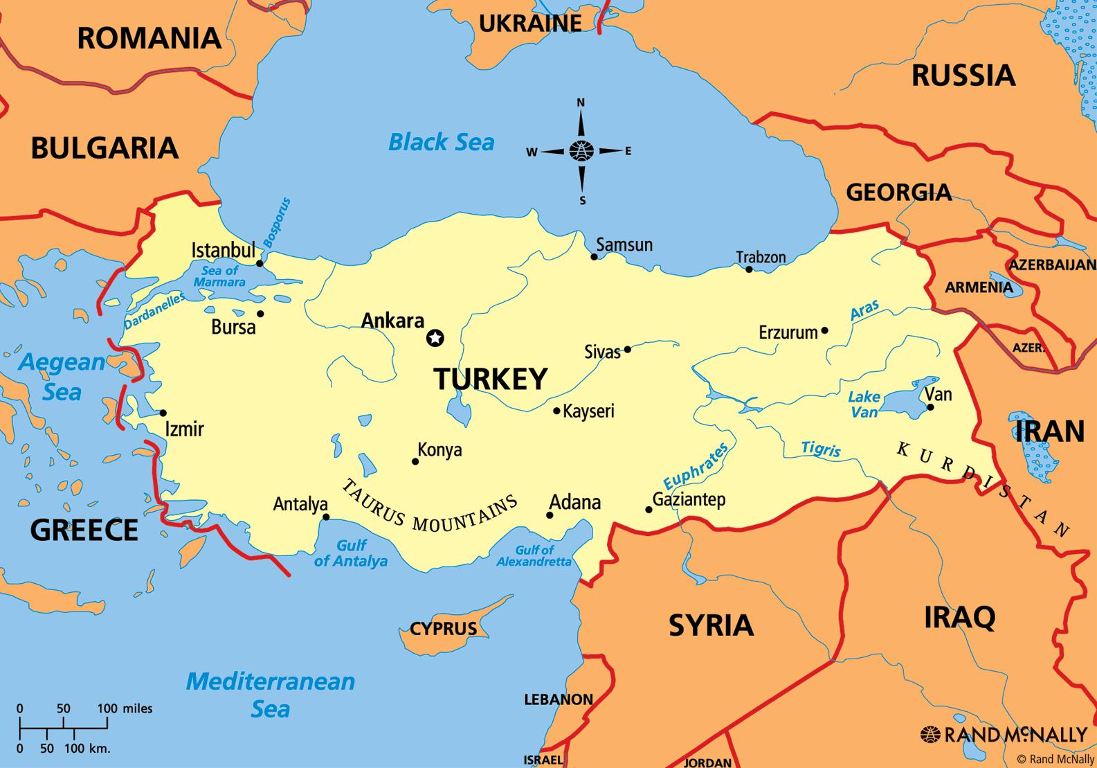 Turkey là gì? Turkey là nước nào và có nét văn hóa truyền thống gì ?